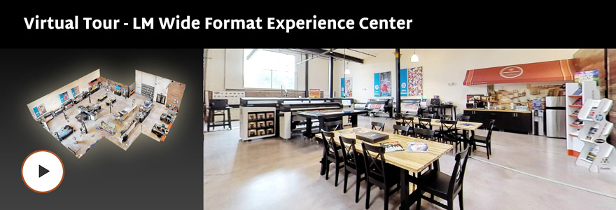 Wide Format Experience Center